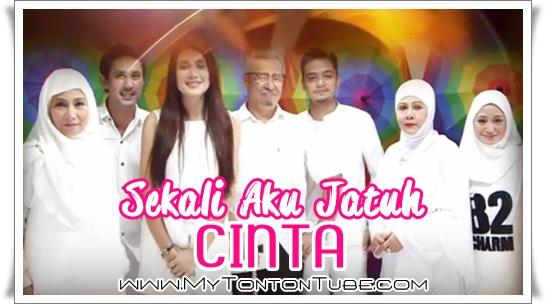 Drama Sekali Aku Jatuh Cinta (2016) Iris TV3 - Full Episode