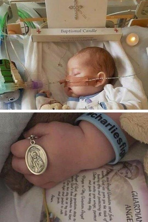 Requiescat in pace (RIP), Charlie Gard - 5-Bullet Friday