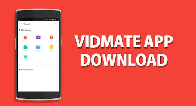 Vidmate video downloader app free download