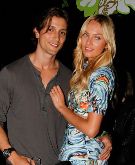 ALL HOLLYWOOD CELEBRITIES: Candice Swanepoel With Her ...