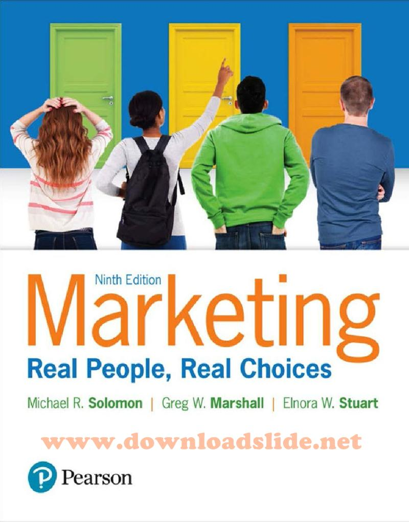 Downloadslide download slides ebooks solution manual and ebook solution manual powerpoint test bank book title marketing real people real choices edition 9th edition authors michael r solomon fandeluxe Choice Image