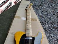 """Gitar Elektrik Fender telecaster """"Custom"""""""