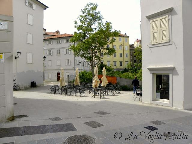 Cittavecchia  centro storico a Trieste