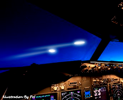 UFOs Witnessed By Airline Pilots Under Official Investigation