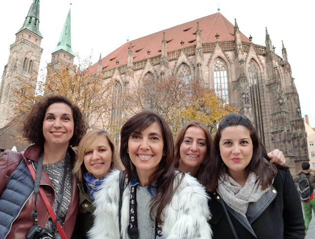 En Nuremberg con las chicas de Viajes y Estilo