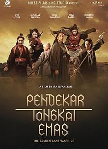 Download Film Pendekar Tongkat Emas (2014) Bluray