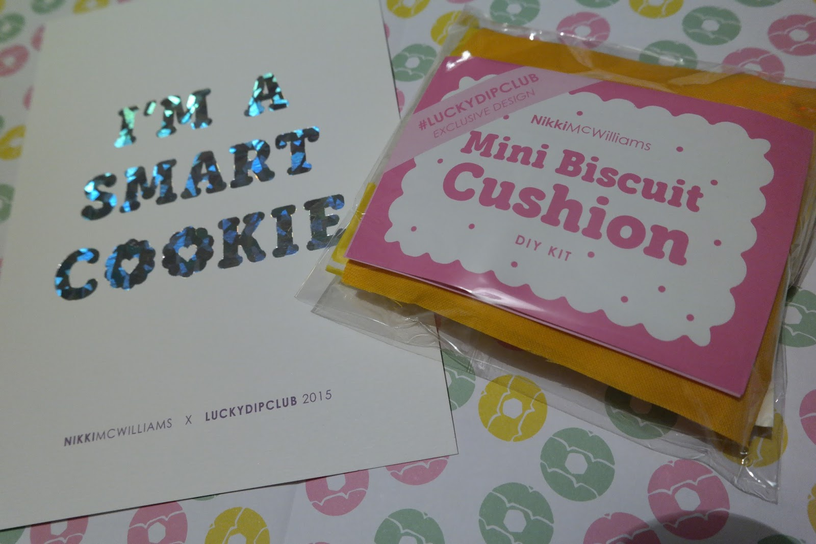 LUCKY DIP CLUB | OCTOBER 2015 EyelinerFlicks