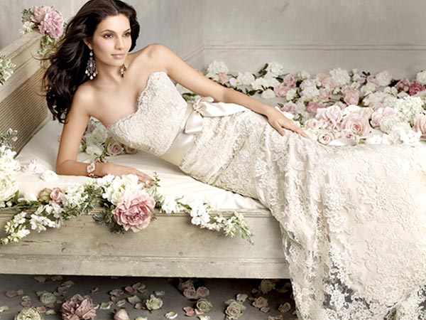 Simple Love Share: Beautiful Wedding Dresses