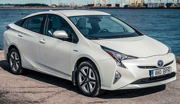 Toyote Prius Hybrid: The Best Hybrid Cars with Android Technology 2019: eAskme