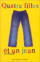 Quatre filles et un jean - Ann Brashares