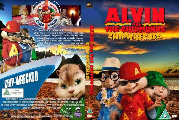 Greatest Movies Alvin And The Chipmunks 3 Chipwrecked 2011