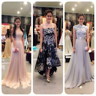Kebaya Dress Ivan Gunawan