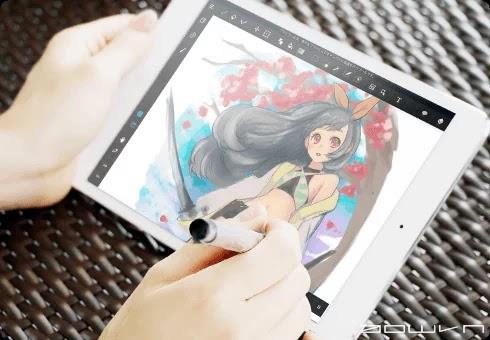 AowVN medibang%2B%252816%2529 - [ HOT ] MediBang Paint - Vẽ manga , anime mọi lúc mọi nơi trên Android , IOS và PC | Tiếng Việt