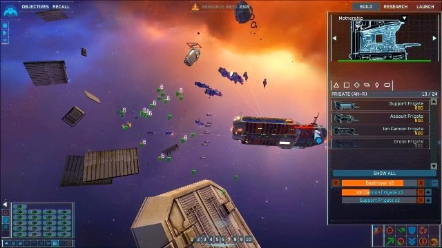 Homeworld Remastered Collection PC Games