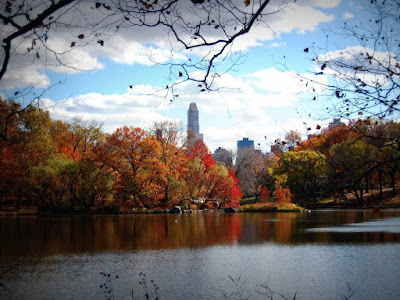 New York en automne