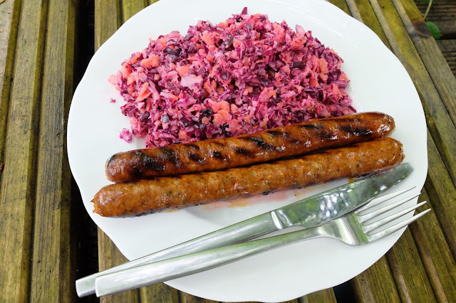 spicy lamb sausages recipe