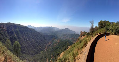 Places to visit in Mahabaleshwar, things to do in mahabaleshwar, mahabaleshwar points, Sunset point Mahabaleshwar