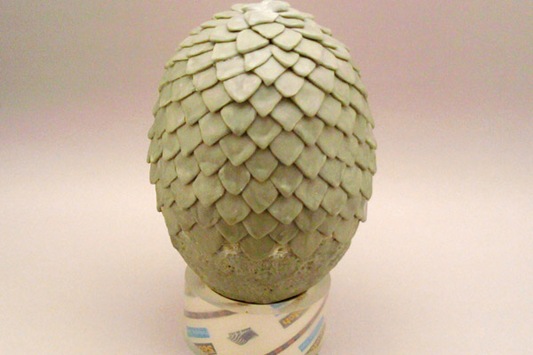 "Propnomicon: ""Game of Thrones"" Dragon Eggs"