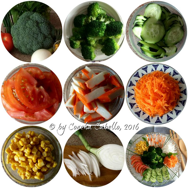 ensalada-brócoli-cangrejo-verduritas-pasos