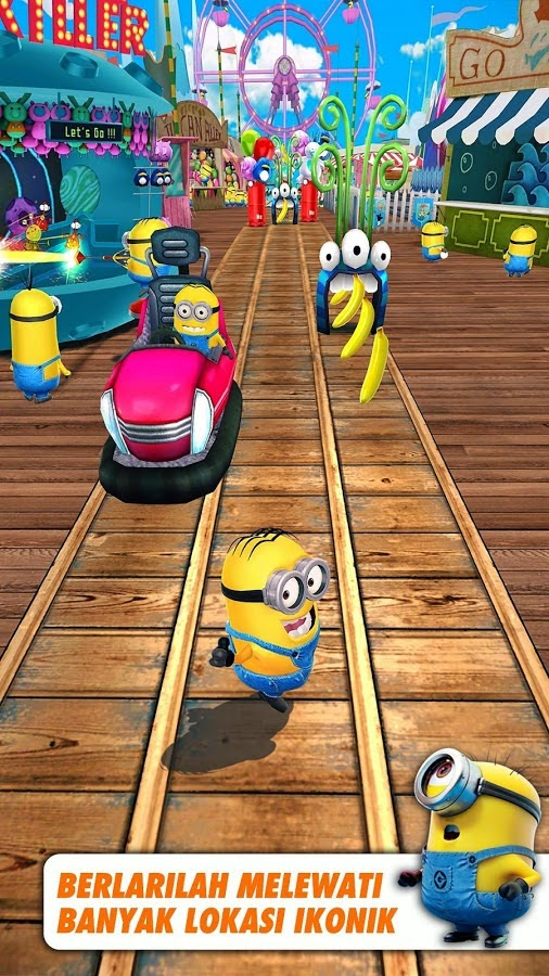 Despicable Me v2.6.2с MOD Apk [Unlimited Tokens & Bananas]