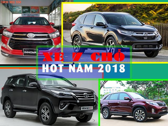 Danh sách xe 7 chỗ đáng sở hữu trong năm 2018 ảnh 1