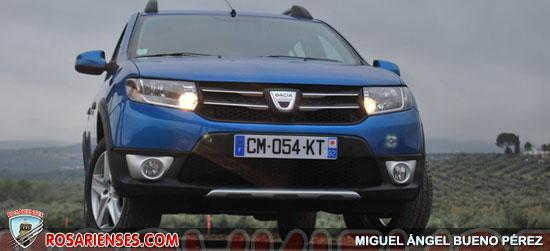 Dacia Sandero Stepway 2013, presentación y prueba en Andalucía | Rosarienses, Villa del Rosario