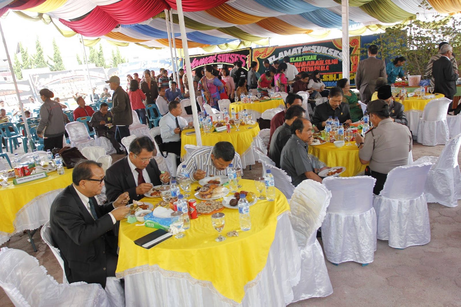 Derman P. Nababan, SH.,MH dilantik Jadi Wakil Ketua