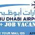 Abu Dhabi International Airport job vacancies | APPLY NOW