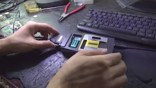 How to read / write / save BMW CAS4 via Vvdi Prog programmer