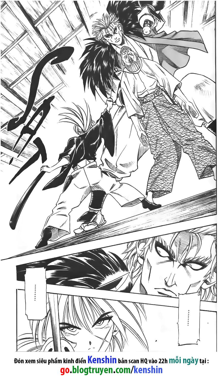 Rurouni Kenshin chap 35 trang 17
