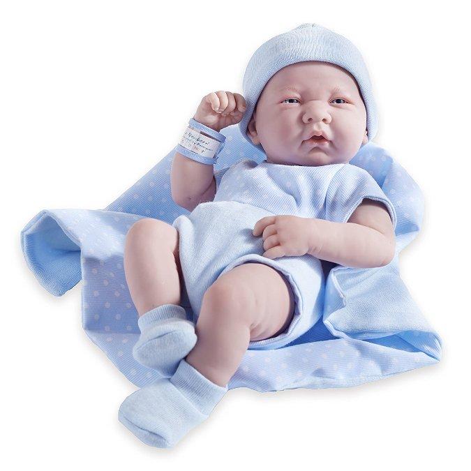 Muñeco realista para niños - Jc toys - berenguer