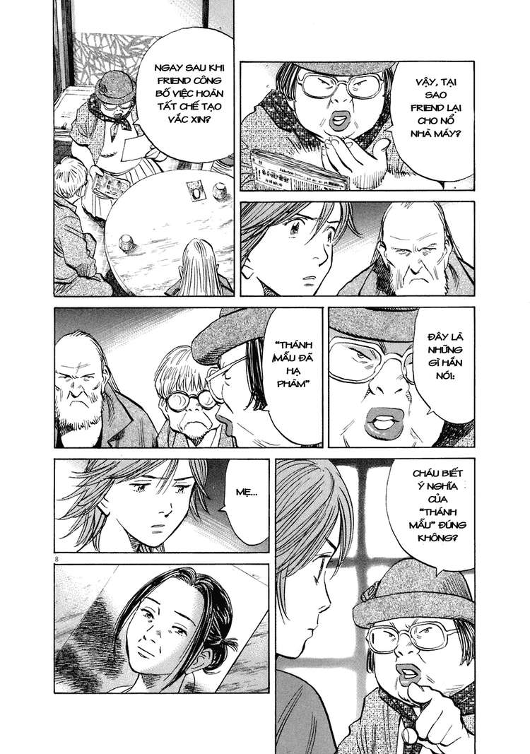 20th Century Boys chapter 216 trang 15