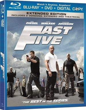 Rapido y Furioso 5 [The Fast and Furious 5 ] 720p HD Descargar Español Latino Dual BDRip 2011