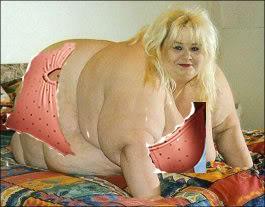 Ugly Blonde Women 54