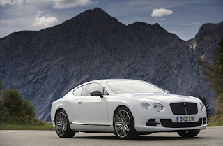 2013 Bentley Continental GT Speed Luxury Sedan