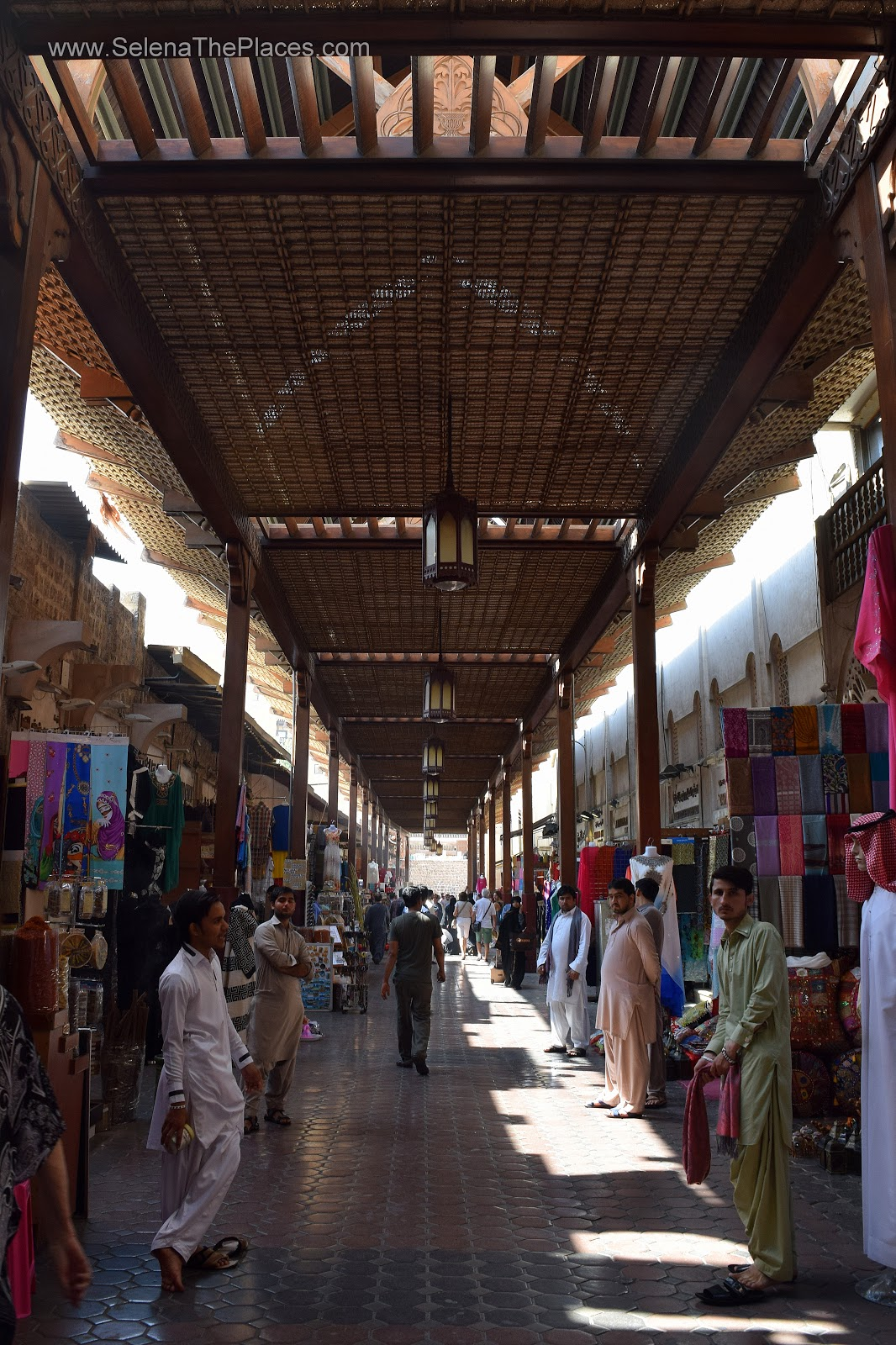 Old Souks of Bar Dubai - Wander with Nada