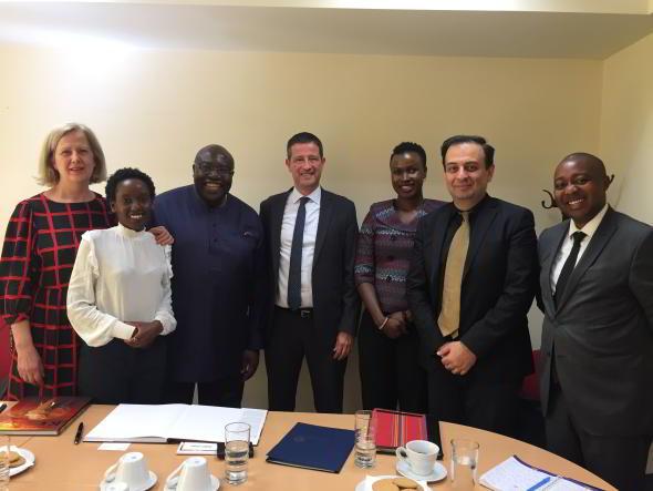 Αντιπροσωπεία αξιωματούχων από την Κένυα έρχονται και στην Αργολίδα