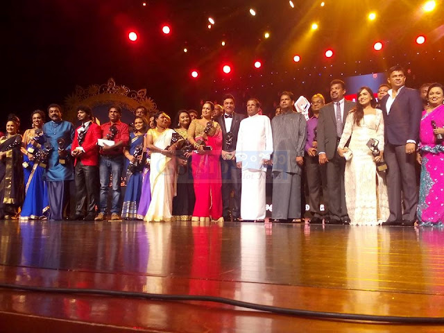 Raigam Telees National Awards Photos