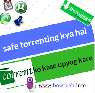 is torrenting safe?