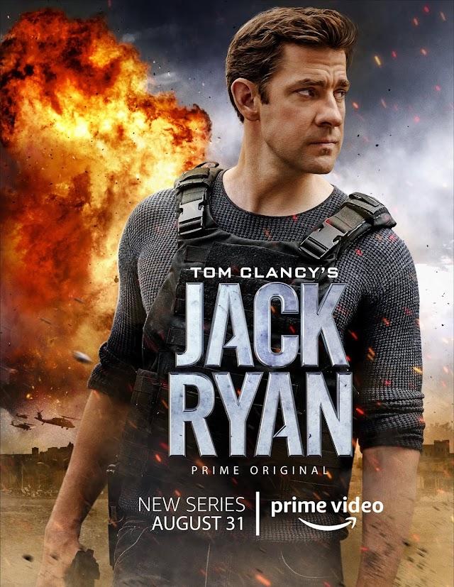 Trailer Oficial de Jack Ryan 2018