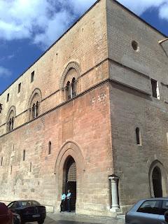 The Palazzo Chiaramonte-Steri
