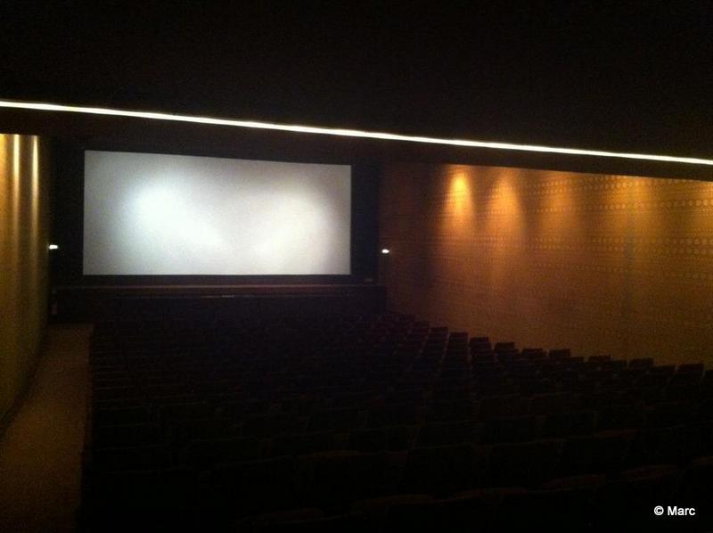 Les Decorations Des Salles De Cinema