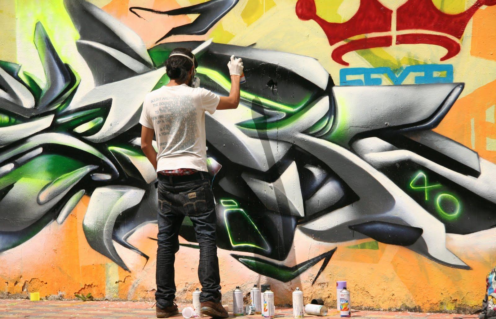 Graffiti May 2016