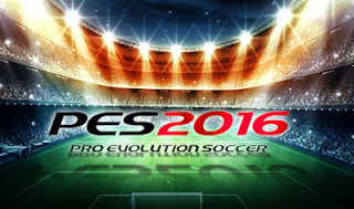 Game PES 2016 Apk + Data Android Terbaru