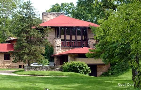 Taliesin House cerca de Spring Green