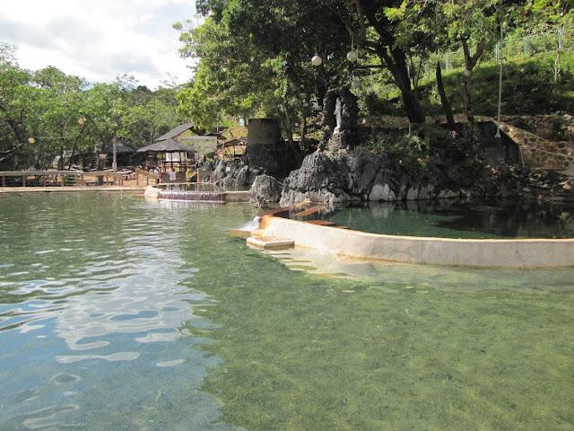 maquinit hot spring coron philippines palawan