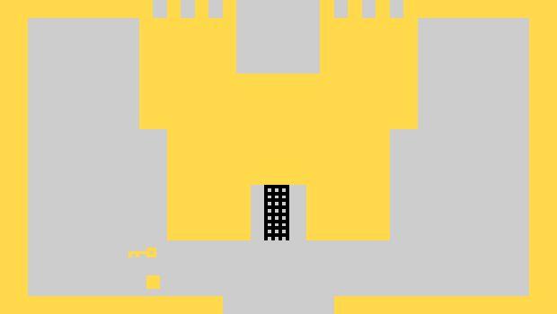 Atari 2600 Adventure game