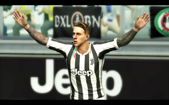 PES 2013 Tattoopack Update V2 by Sevak