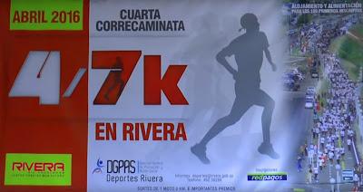 7k y 4k en Rivera - abr/2016