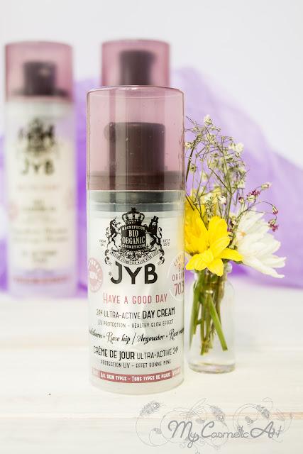 JYB, la marca de cosmética orgánica llegada de Bélgica que os va a conquistar.
